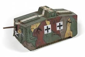 WWI German A7V