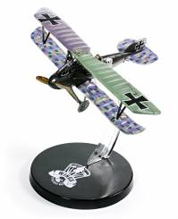 WWI German Albatros D.Va of Lt. Kurt Monnington, Jasta 15, 1917