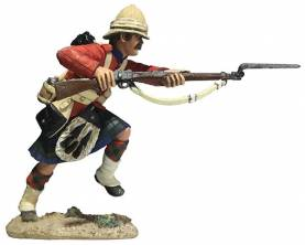 42nd Highlander Charging No.1