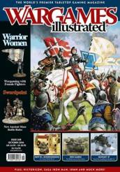 Wargames Illustrated Magazine, Issue 348 October 2016