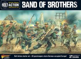 Bolt Action 2 Starter Set - Band of Brothers