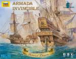 The Ships: Armada Invincible - Historical Wargame by Art of Tactic
