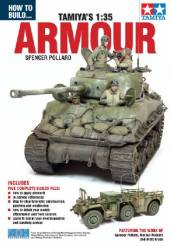 How to Build Tamiya Armour Kits in 1/35 Book