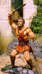 Conte Collectibles By The Power of Zeus #AG007 NIB