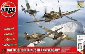 Battle of Britain 75th Anniversary Gift Set with paint and glue