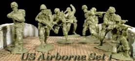 WWII U.S. Airborne Set 1 #DDAY028- 1 Available