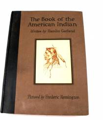 The Book Of The American Indian By Garland
