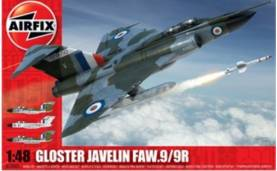 Gloster Javelin FAW9/9R Fighter