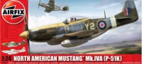 P51K Mustang Mk IV A Fighter