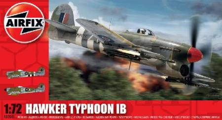 Hawker Typhoon IB Fighter