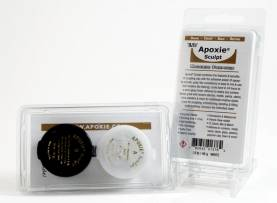 Apoxie Sculpt Mini 1/10 lb. Natural