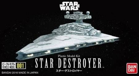 Star Wars: Star Destroyer (3.5in)