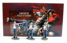 W Britains 17256 French Old Guard