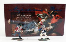 W Britains 00153 British And French Hand To Hand- OOP 1 Available