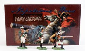 W Britains 17366 Russian Grenadiers- OOP 1 Available