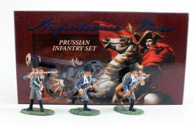 W Britains 17365 Prussian Infantry