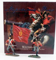 W Britains 00149 British Coldstream Guard Command- OOP 1 Available