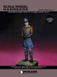 Mr. Black Scale Model Handbook-Figure Modeling 12