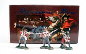 W Britains 00150 British Coldstream Guards Defending- OOP 1 Available