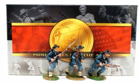 ACW Union Iron Brigade Advancing #57116- OOP 1 Available