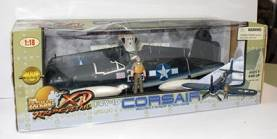 1/18 21st Century Ultimate Soldier XD F4Y-1D Corsair #10127 NIB- OOP 1 Available