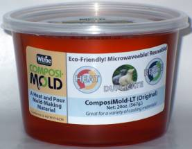 ComposiMold LT Resusable Mold Making Material