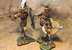 Collectors Showcase CS00327 Mbonambi Wounded