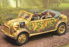 COLLECTORS SHOWCASE CS00442 WWII GERMAN STEYR COMMAND CAR 1 AVAILABLE OOP