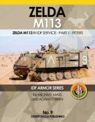 IDF Armor Zelda M113 in IDF Service Pt.1 Fitters