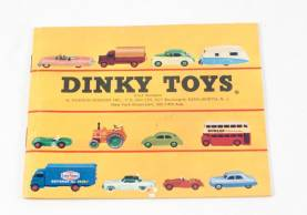 Dinky Toys 1950s Trade Catalog #1 1 Available OOP