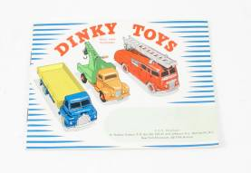 Dinky Toys 1953 Trade Catalog 1 Available OOP