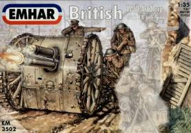 WWI British Artillery