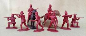 Imperial Mounted Infantry (Horse & Foot)
