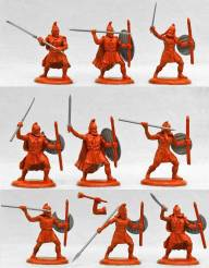 Thracian Tribal Infantry