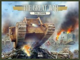 NEW LOWER PRICE>> The Great War Tank Expansion