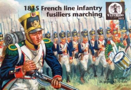 Waterloo French Fusiliers 1811-15