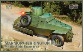 Marmon-Herrington Mk II Mobile Field Force Type Vehicle