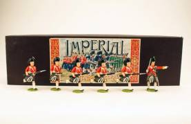 Imperial Productions Seaforth Highlanders Charging 1895 MIB