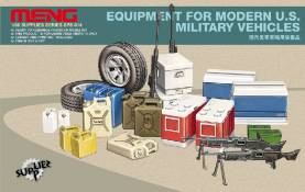 Equipment for Modern US Military Vehicles