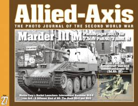 Allied-Axis 27: Photo Journal of WWII
