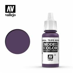 Model Color Royal Purple 045