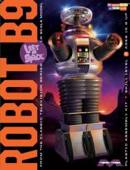 Lost in Space: Robot