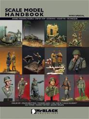 Mr. Black Scale Model Handbook WWII Special Volume 1