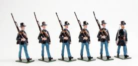 Fusilier Miniatures Union ACW Infantry