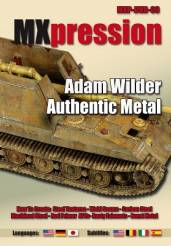 Adam Wilder Authentic Metal MXpression DVD