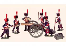 Tradition Of London #N3A French Horse Artillery