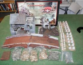 Conte Collectibles D Day Hold Until Relieved Play Set #1