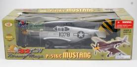P51B C Mustang US Fighter #13315 NIB- OOP 1 Available