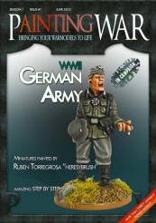 Painting War Volume 1 The German Army in WWII