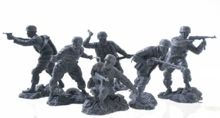 WWII German Fallschirmjägers Set 1
